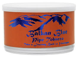 Balkan Blue - McClelland
