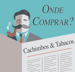 Onde Comprar Cachimbos e Tabacos?
